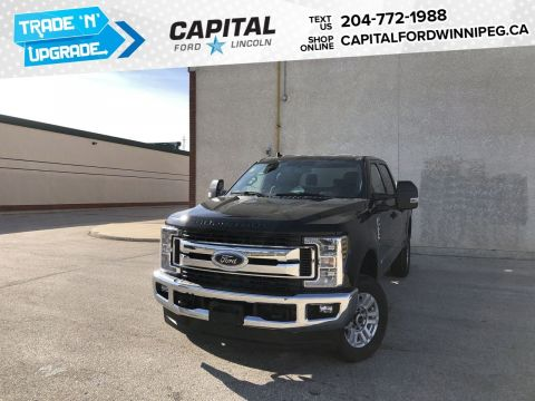 New 2019 Ford Super Duty F-250 SRW XLT*6.7L Diesel*Rearview Camera*5th Wheel Pkg
