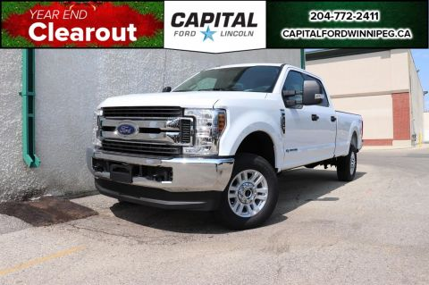 New 2018 Ford F-350 Diesel XLT **8' Box, 4X4, Diesel, Locking Diff**