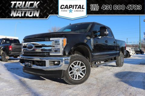 New 2019 Ford Super Duty F-350 SRW LARIAT*Diesel*Navigation*Heated/Cooled Seats
