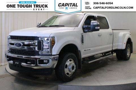 New 2018 Ford F-350 Diesel