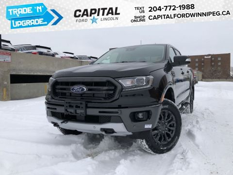 New 2020 Ford Ranger Lease from $268bw!*LARIAT*Navigation*Adaptive Cruise*Heated Leather Seats