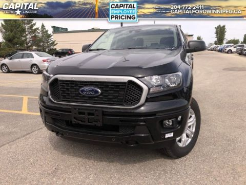 New 2019 Ford Ranger XLT*Tow Pkg*Bluetooth*Navigation