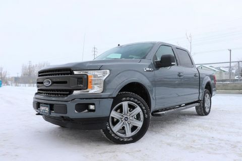 New 2019 Ford F-150 XLT*3.5L*Sport*FordPass Connect*Max Tow Pkg