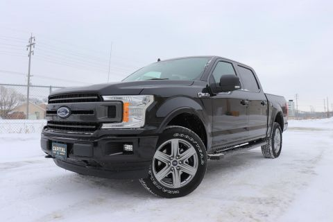 New 2019 Ford F-150 XLT*Sport*3.5L*Navigation*Bluetooth
