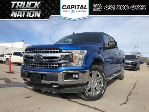 New 2019 Ford F-150 XLT*Bluetooth*Navigation*5.0L*Moonroof