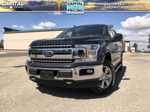 New 2019 Ford F-150 XLT*XTR Chrome Pkg*FX4*5.0L