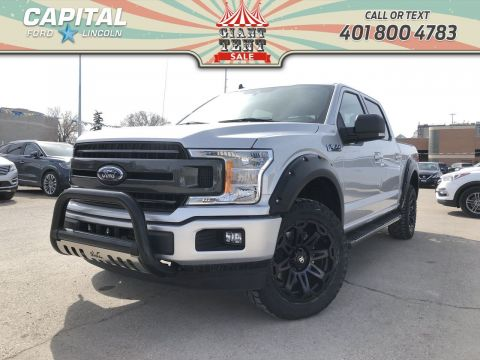 New 2019 Ford F-150 XLT*Navigation*Heated Seats*Sport*5.0L