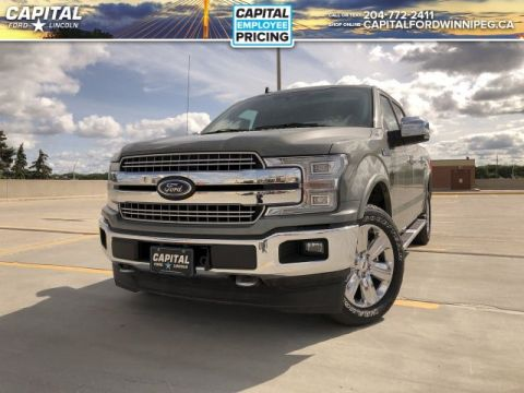 New 2019 Ford F-150 LARIAT*Only $420 bw!*5.0L*Navigation*Heated Seats*Moonroof