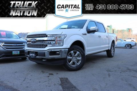 New 2018 Ford F-150 LARIAT*5.0L*Moonroof*Bluetooth*Heated Seats