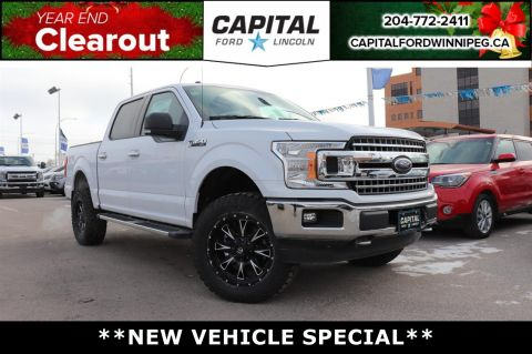 New 2018 Ford F-150 XTR w/ 4 leveling kit*upgraded off road tires and rims