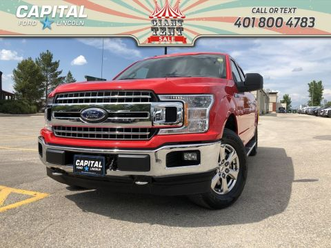 Pre-Owned 2018 Ford F-150 XLT SuperCrew