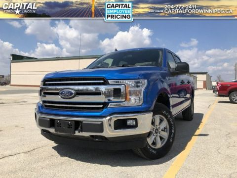 New 2019 Ford F-150 XLT*3.3L V6*Pro Trailer Backup Assist*Remote Start
