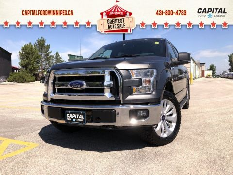 Pre-Owned 2015 Ford F-150 XLT SuperCrew