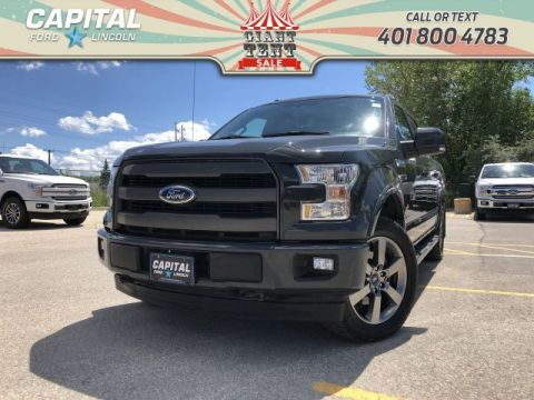Pre-Owned 2017 Ford F-150 Lariat SuperCrew