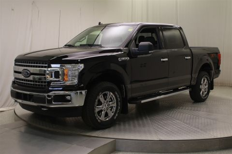 New 2018 Ford F-150 XLT*3.5L*Navigation*FX4*XTR