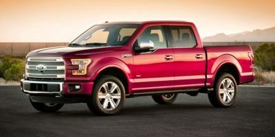 Pre-Owned 2015 Ford F-150 XLT SuperCrew **New Arrival**