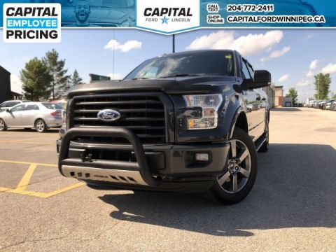 Pre-Owned 2016 Ford F-150 XLT SuperCrew EcoBoost™