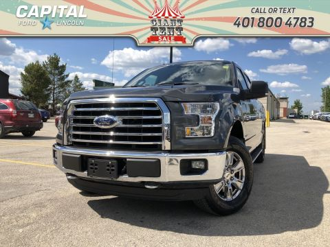Pre-Owned 2016 Ford F-150 XLT 302A XTR LOCAL LEASE RETURN REMOTE START