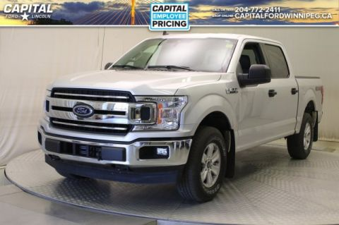 New 2019 Ford F-150 XLT*2.7L*Trailer Tow Pkg*10 Speed Automatic