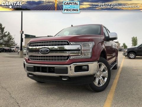 New 2019 Ford F-150 Lariat*2.7L*Chrome Pkg*FX4*Bluetooth*Moonroof*Navigation