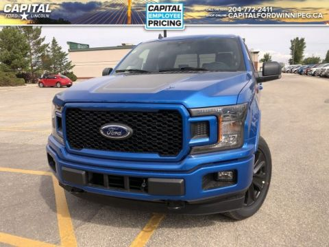 New 2019 Ford F-150 XLT*Navigation*2.7L*Moonroof*Special Edition*FX4