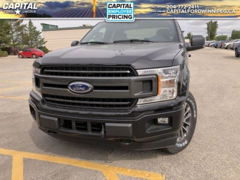 New 2019 Ford F-150 XLT*SuperCab*2.7L*Bluetooth*Sport Package