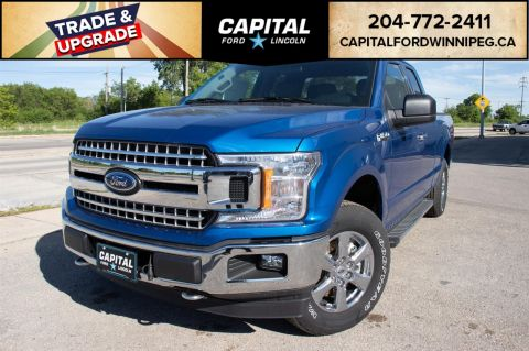 New 2018 Ford F-150 XLT*2.7L*XTR*Bluetooth*Tow Pkg