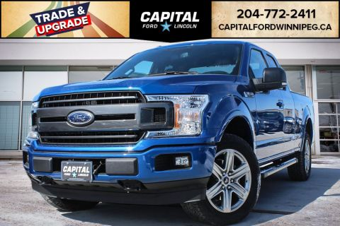 New 2018 Ford F-150 XLT*2.7L*Sport Pkg*Bluetooth*Power Seat