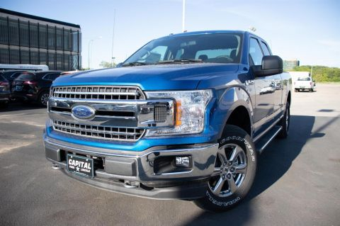 New 2018 Ford F-150 XLT*2.7L*Bluetooth*XTR*Tow Pkg