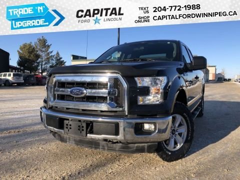 Pre-Owned 2015 Ford F-150 XLT SuperCab EcoBoost™