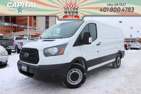 New 2019 Ford Transit Van 150 Cargo*Reverse Aid*Bluetooth*Dual Side Door