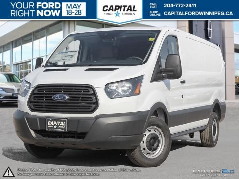 New 2017 Ford Transit Cargo Van T-250 Mini-van, Cargo