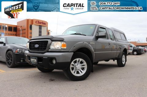 Pre-Owned 2008 Ford Ranger SPORT SuperCab LOCAL TRADE