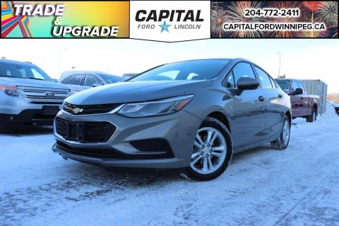 Pre-Owned 2018 Chevrolet Cruze LT SUNROOF HEATED SEATS REMOTE START