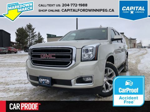 Pre-Owned 2015 GMC Yukon XL SLT - Winter Tires & Rims