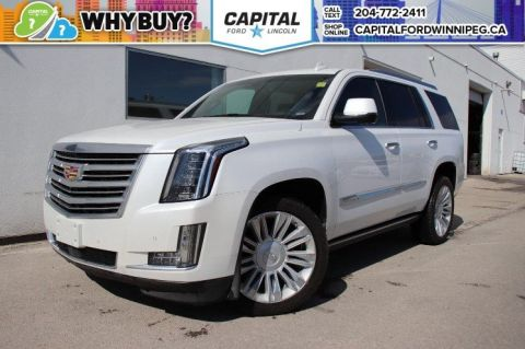 Pre-Owned 2016 Cadillac Escalade Platinum FULLY LOADED WITH EVERY FEATURE