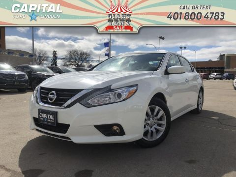 Pre-Owned 2018 Nissan Altima 2.5 S W/ BLUETOOTH / REVERSE CAM / HEATED SEATS
