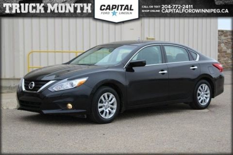 Pre-Owned 2016 Nissan Altima 2.5S