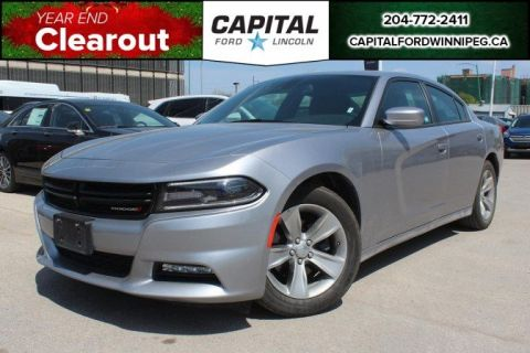 Pre-Owned 2017 Dodge Charger SXT MGR SPECIAL OF THE MONTH! SUNROOF / TOUCHSCREEN & POWER ADJUSTING SEATS