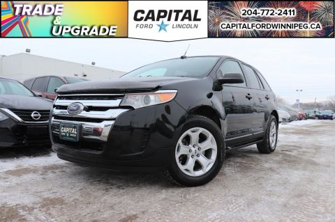 Pre-Owned 2014 Ford Edge SE LOCAL TRADE REMOTE START