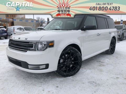 New 2019 Ford Flex SEL*Bluetooth*AWD*Vista Roof*6 Seater*Remote Start
