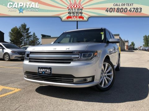Pre-Owned 2015 Ford Flex Limited AWD LOCAL TRADE ADAPTIVE CRUISE SUNROOF NAV