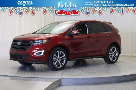 New 2017 Ford Edge Sport