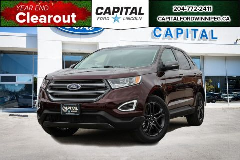 Pre-Owned 2018 Ford Edge LOADED SEL AWD BRAND NEW ONLY 50KM