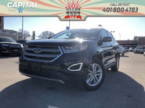 Pre-Owned 2018 Ford Edge SEL AWD W/ REVERSE CAM / HEATED SEATS /