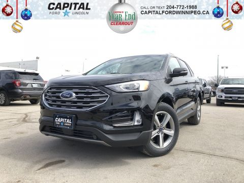 New 2019 Ford Edge SEL*AWD*Heated Seats*Bluetooth*Navigation*Wireless Charging
