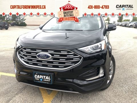 Pre-Owned 2019 Ford Edge Titanium AWD