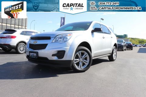 Pre-Owned 2011 Chevrolet Equinox LS LOCAL ONE OWNER TRADE