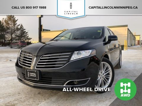 Pre-Owned 2019 Lincoln MKT Reserve AWD