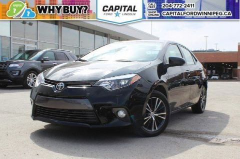 Pre-Owned 2016 Toyota Corolla LE UPGRADE PKG SUNROOF